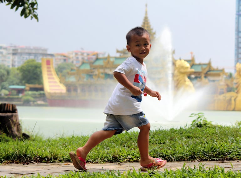 Myanmar-with-kids-PARK
