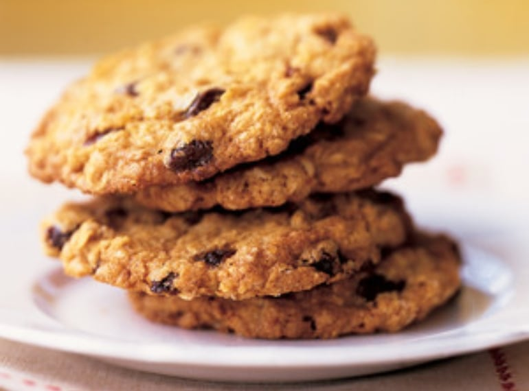 Martha Stewart oatmeal cookie recipe