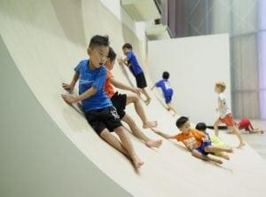 Tanjong Pagar Centre brings Rolling@TAG outdoors
