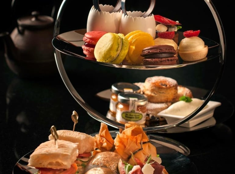 SO Sofitel Singapore is one of the best afternoon teas in Singapore