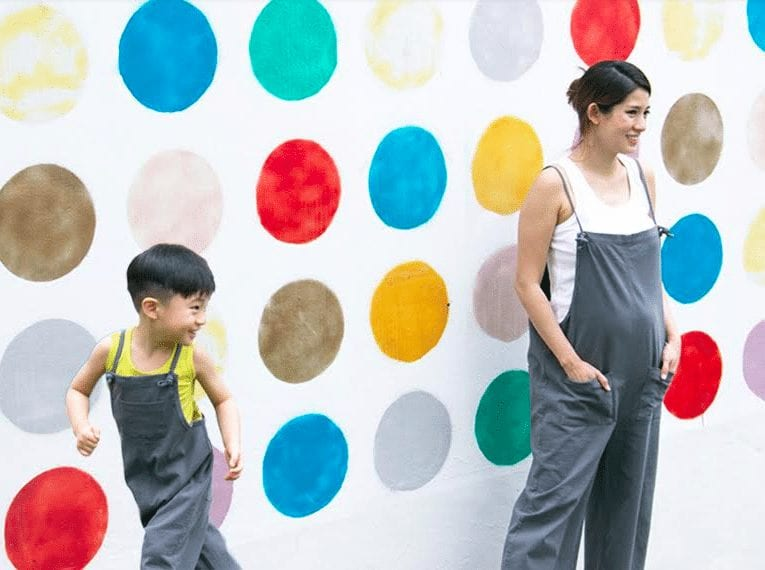 Find of the week: maternity and nursing collections from Mama + Mini by Le Petit Society