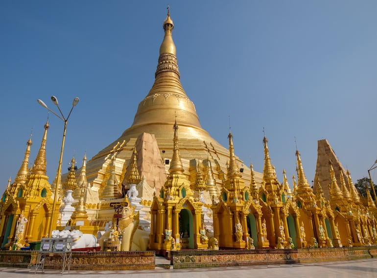 Family travel in Myanmar: what to see and do with kids in Yangon and beyond