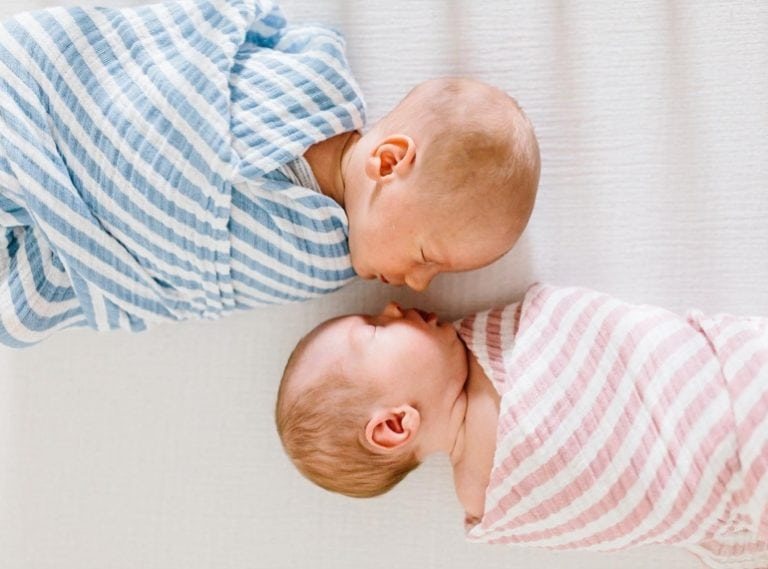 Baby swaddle, wrap or sleeping bag? Finding the best sleep outfit for your bub