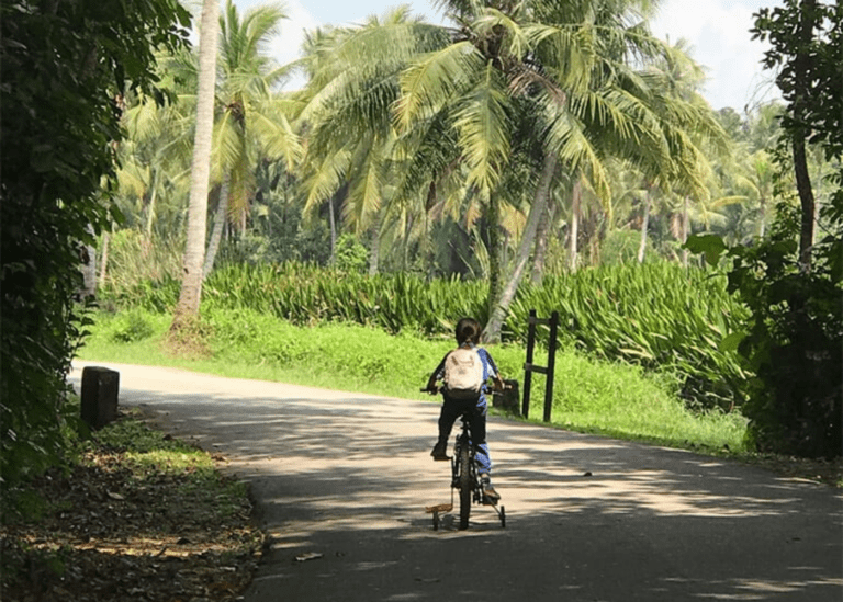 Is Pulau Ubin kid-friendly? Three mums weigh in with their reviews