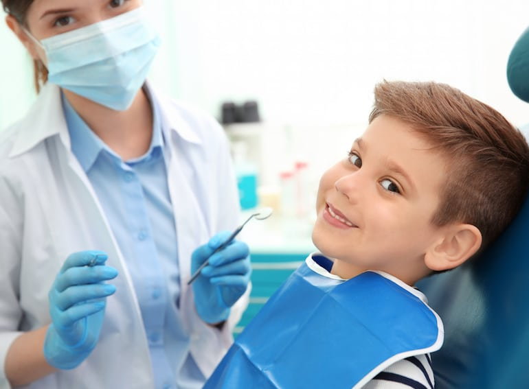When to bring your kids to the dentist