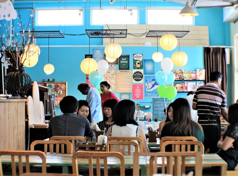 thyme-aliwal kid friendly restaurants