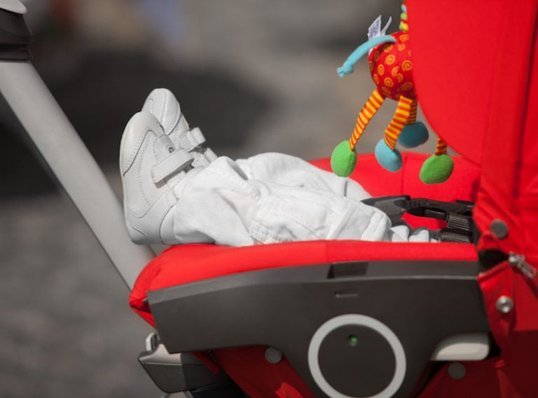 The advice we wish we'd heard before we bought our first stroller