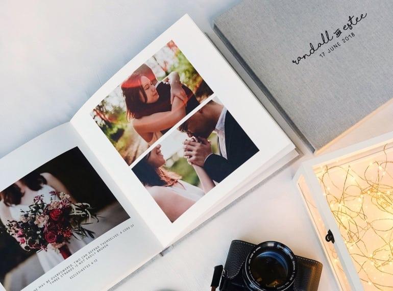 Artisan Prints make photo books in Singapore