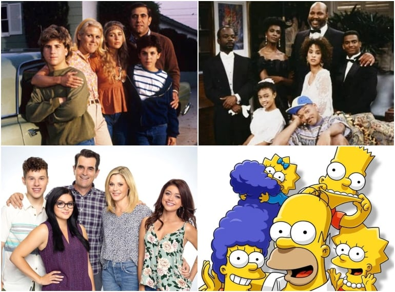 Our favourite TV families, does birth order matter