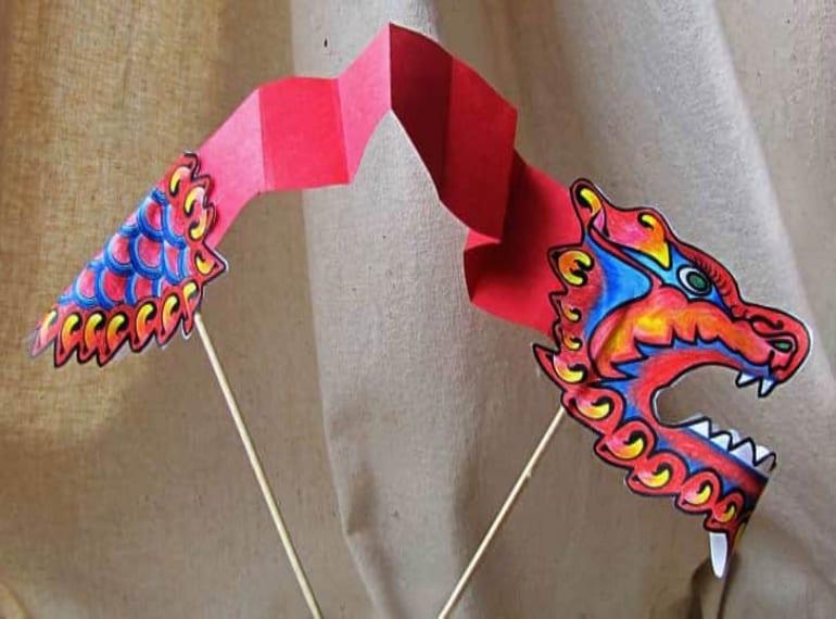 Chinese New Year Craft For Kids In Singapore Honeykids Asia
