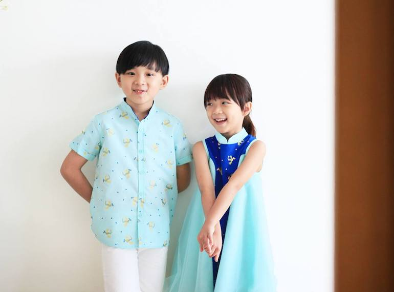 65e0af74 Chinese New Year 2019 : Where to buy Cheongsams and Mandarin-collars ...