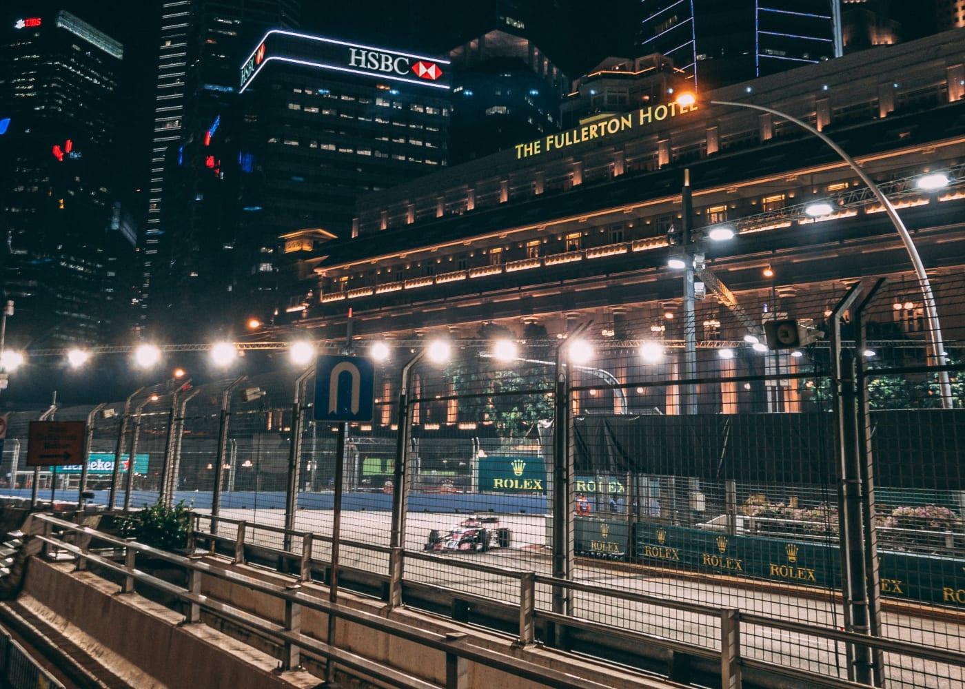 grand prix f1 in singapore