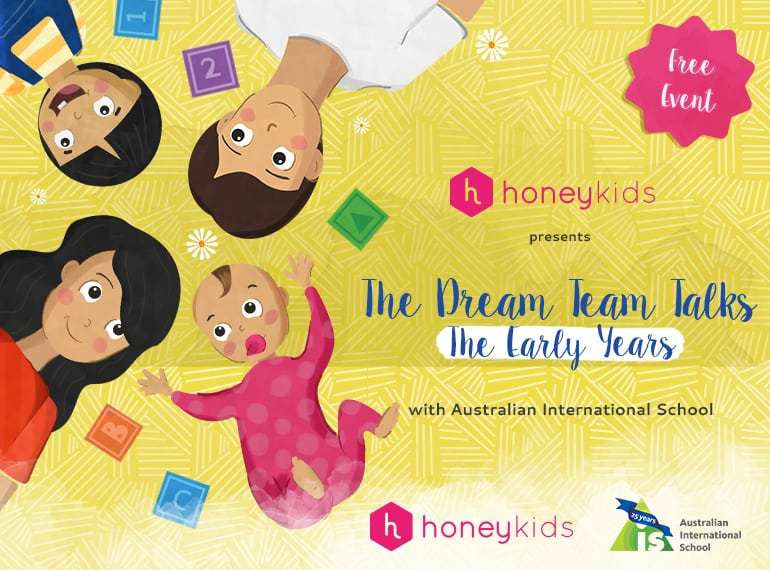 The Dream Team Talks: Let's Talk and Play with HoneyKids and AIS