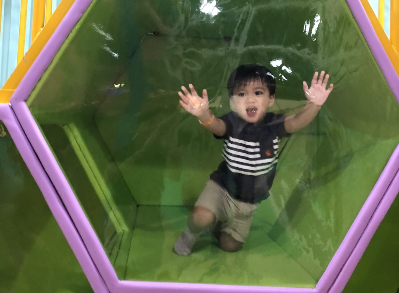 Smigy - an indoor play centre for kids in Singapore