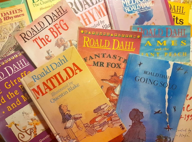 Our favourite Roald Dahl children's books for kids in Singapore