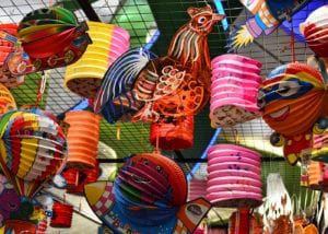 Mid-Autumn Festival in Singapore: Lanterns
