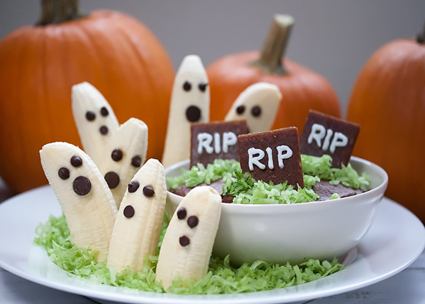 Halloween recipes for spookily easy party snacks
