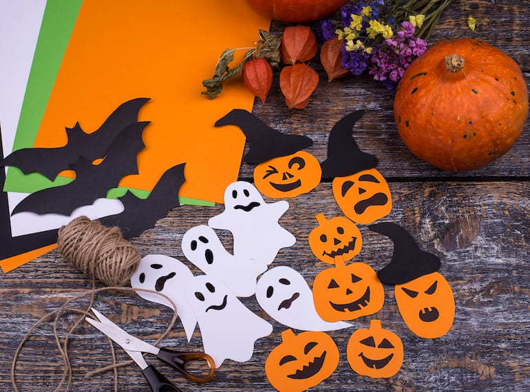 Easy Craft For Kids Diy Halloween Hats By Personal