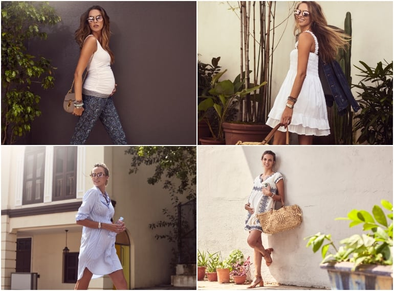 Mama muse - cool, coveted maternity wear