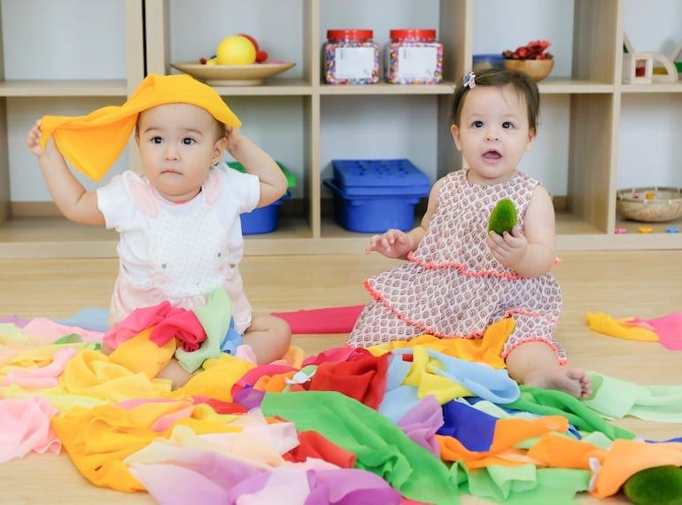 Playgroups in Singapore for under-fives: music, dancing, sensory play and more