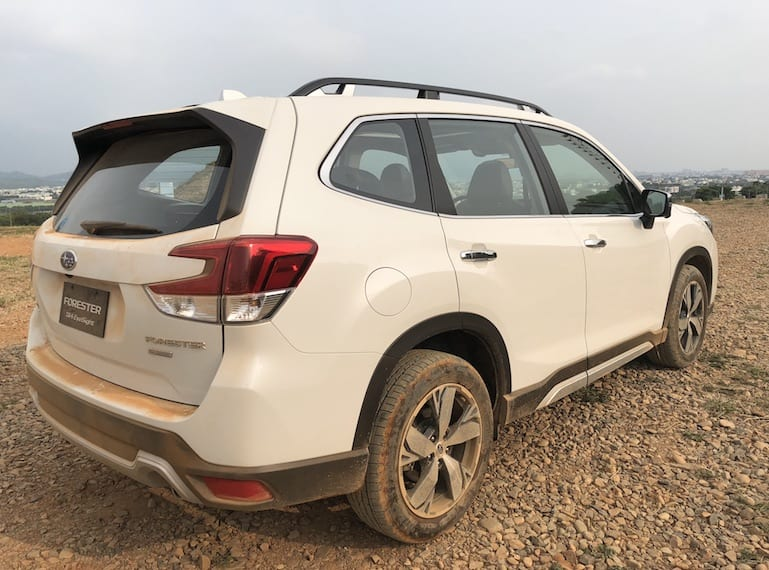 We Put The All New Subaru Forester 2019 Through Its Paces