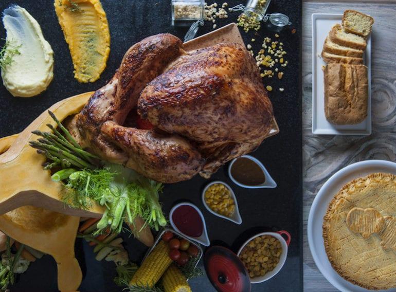Thanksgiving brunch FOUR SEASONS