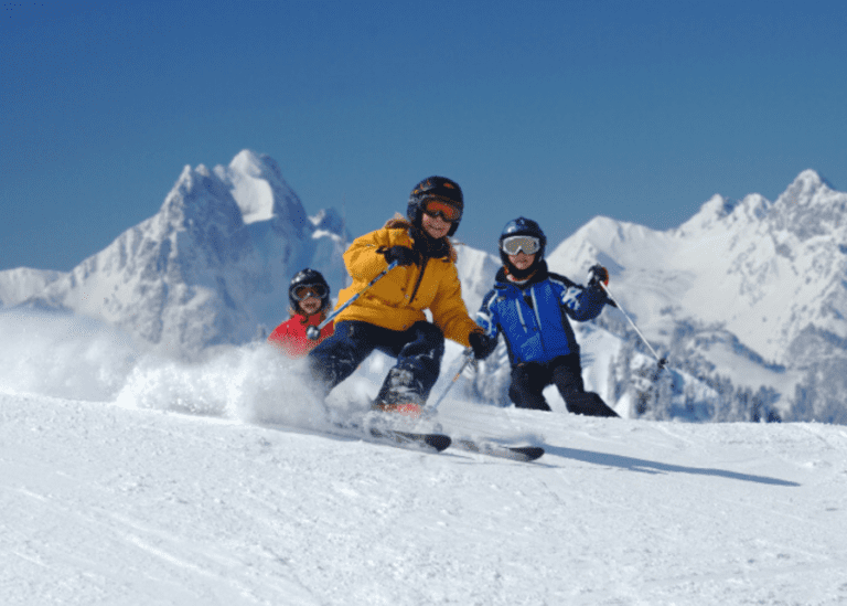 Where to ski with kids: family-friendly skiing holidays in Asia and beyond