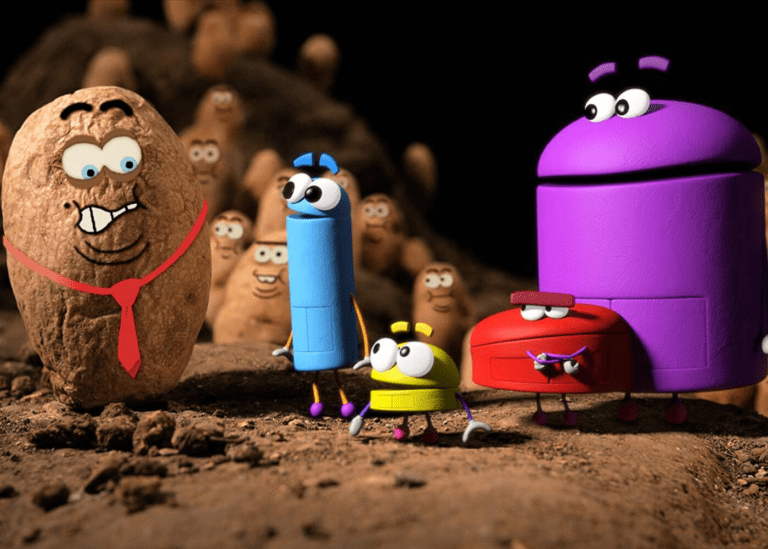 Educational TV shows for preschoolers and toddlers showing in Singapore