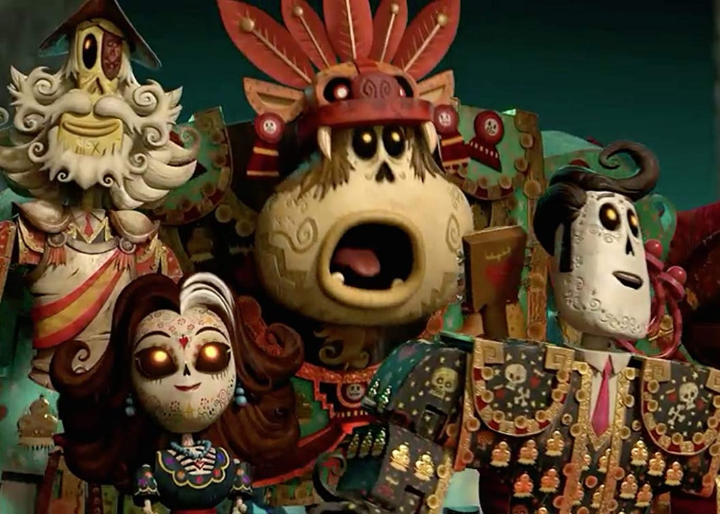 The Book of Life | 20 of the best Halloween movies for kids of all ages