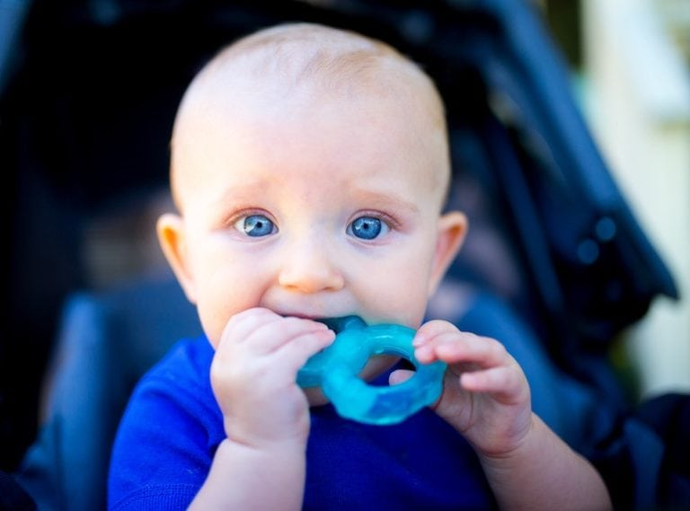 Teething remedies: tips and tricks to sooth sore gums
