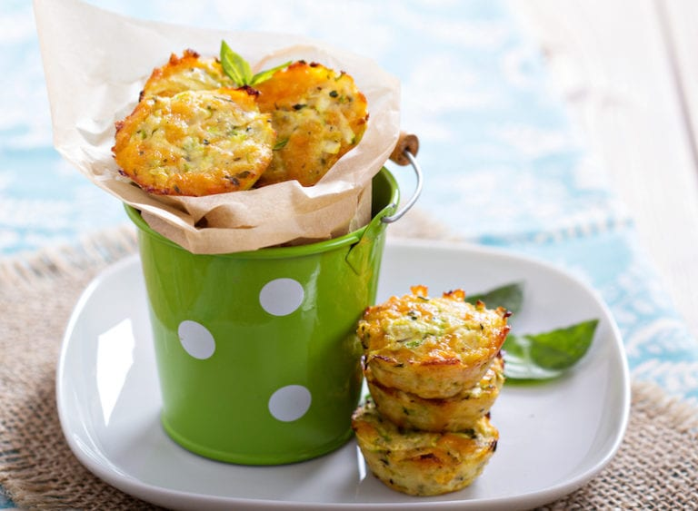 Easy muffin recipes for kids: savoury and sweet lunchbox and snacktime essentials