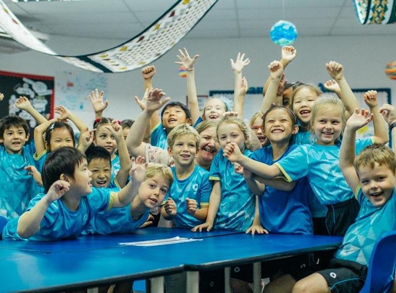 VIDEO: Get an insider's tour of Nexus International School (Singapore)