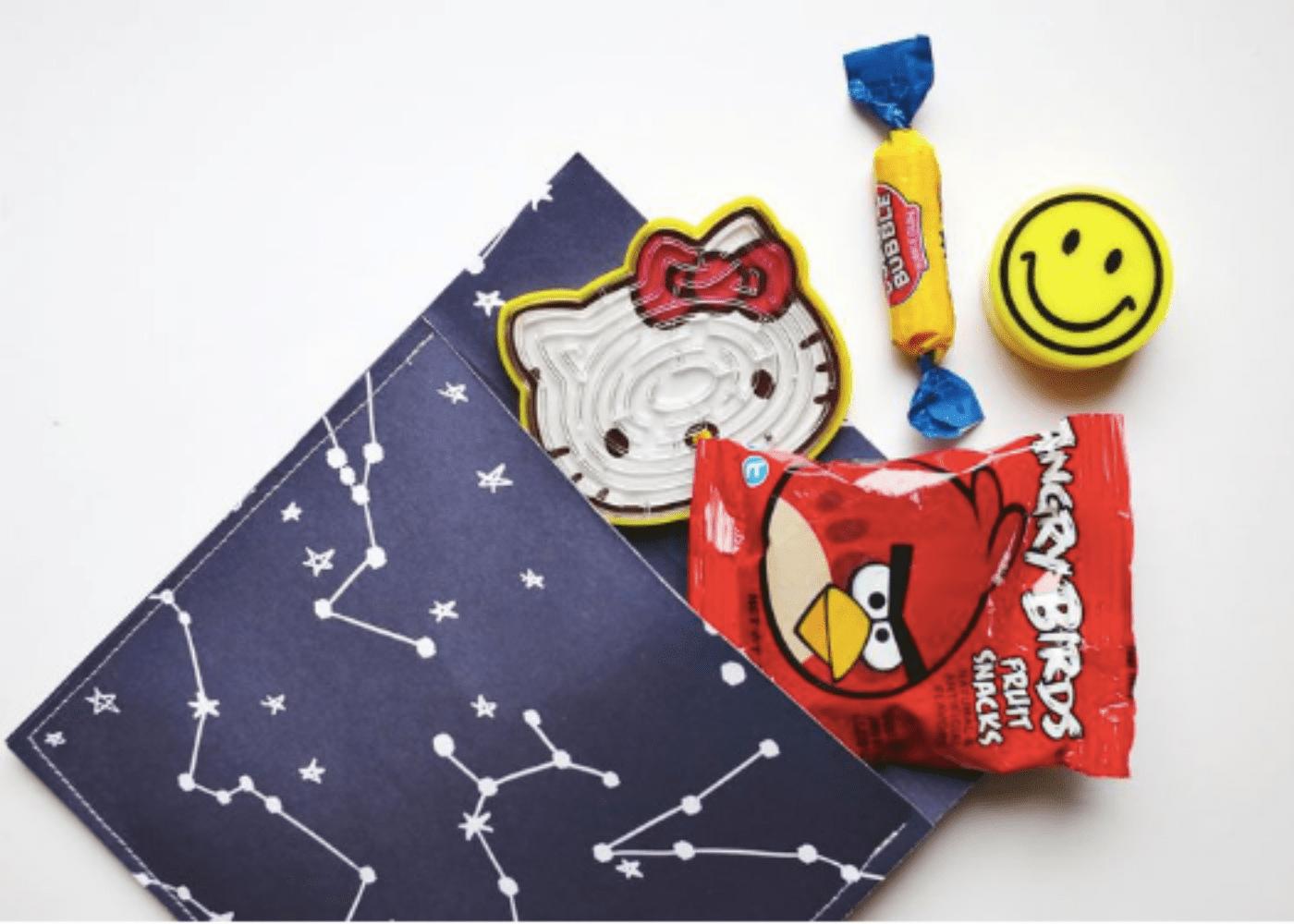handicraft-paper-advent calendar