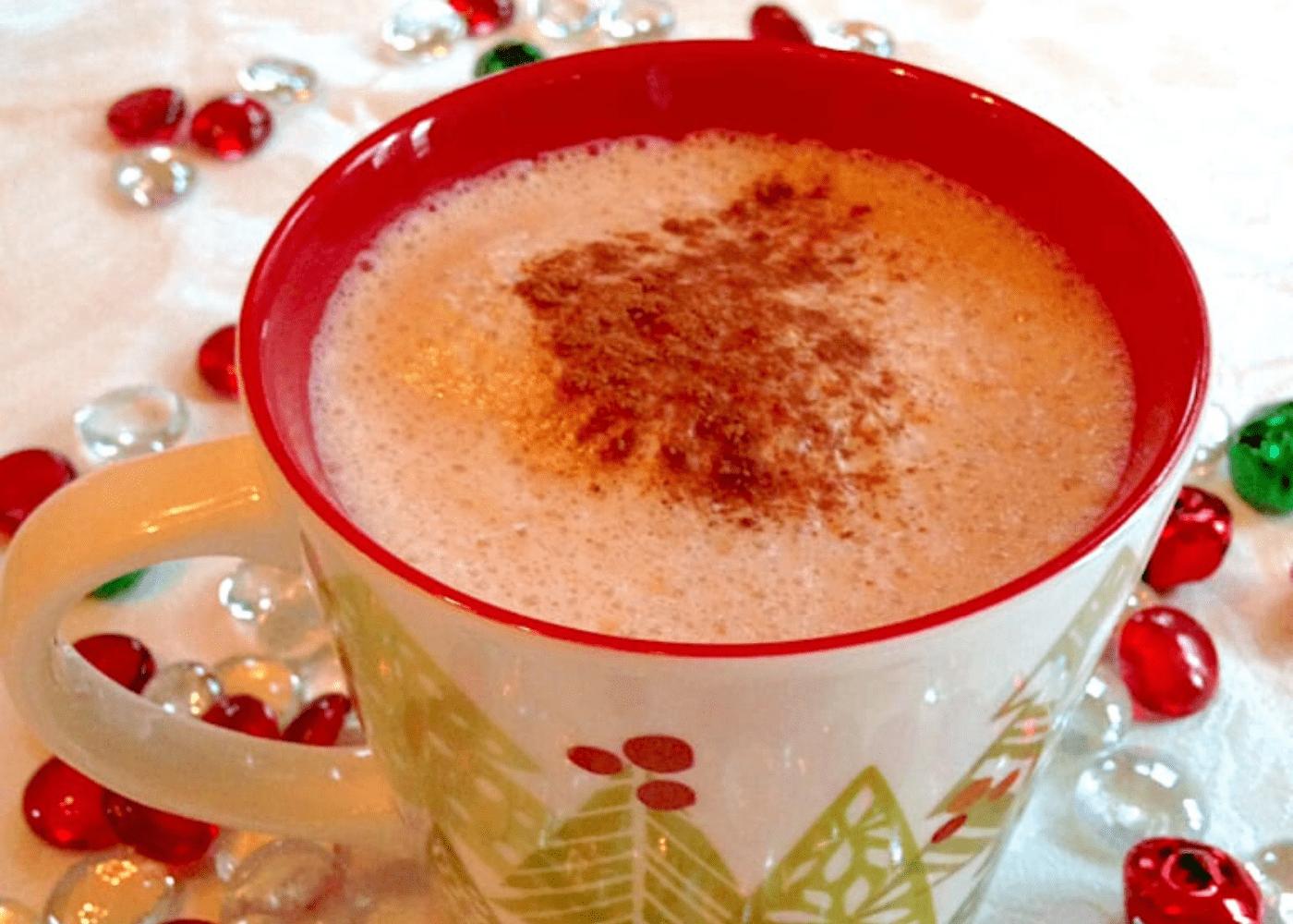 non-alcoholic drinks chai tea latte