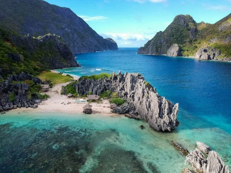 best-beaches-for-families-in-asia-EL-NIDO