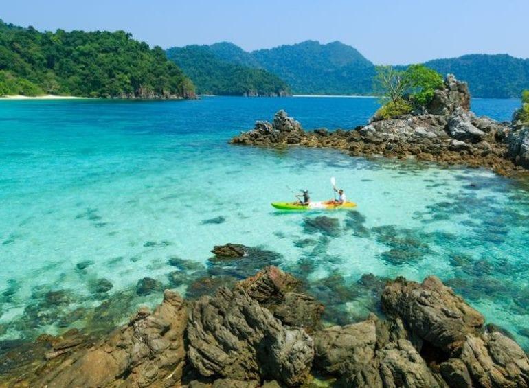 Macleod Island, Myanmar