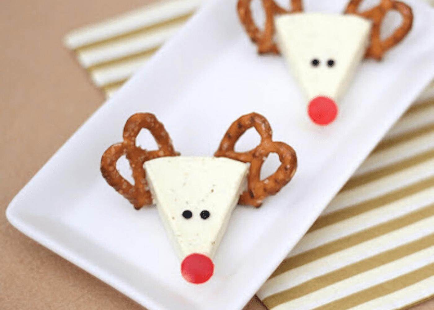 christmas-treats-cheese-reindeer