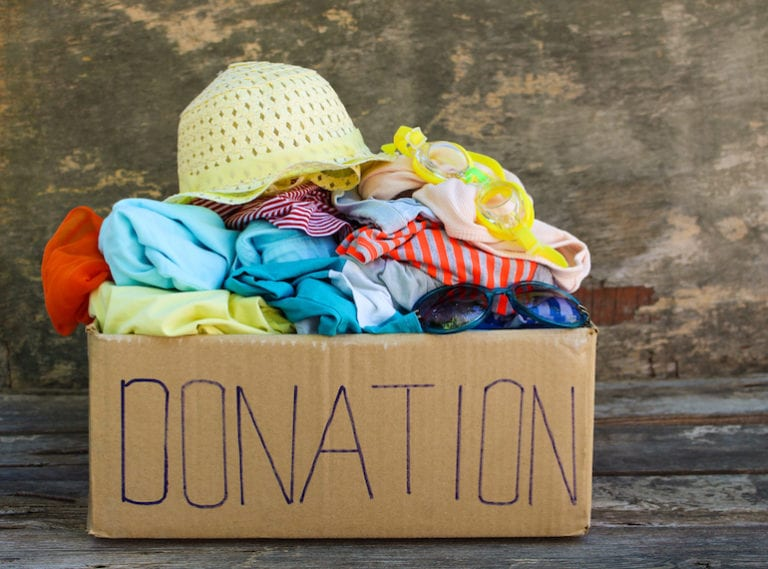 Charities to donate to in Singapore: where to donate clothes, furniture, toys and books