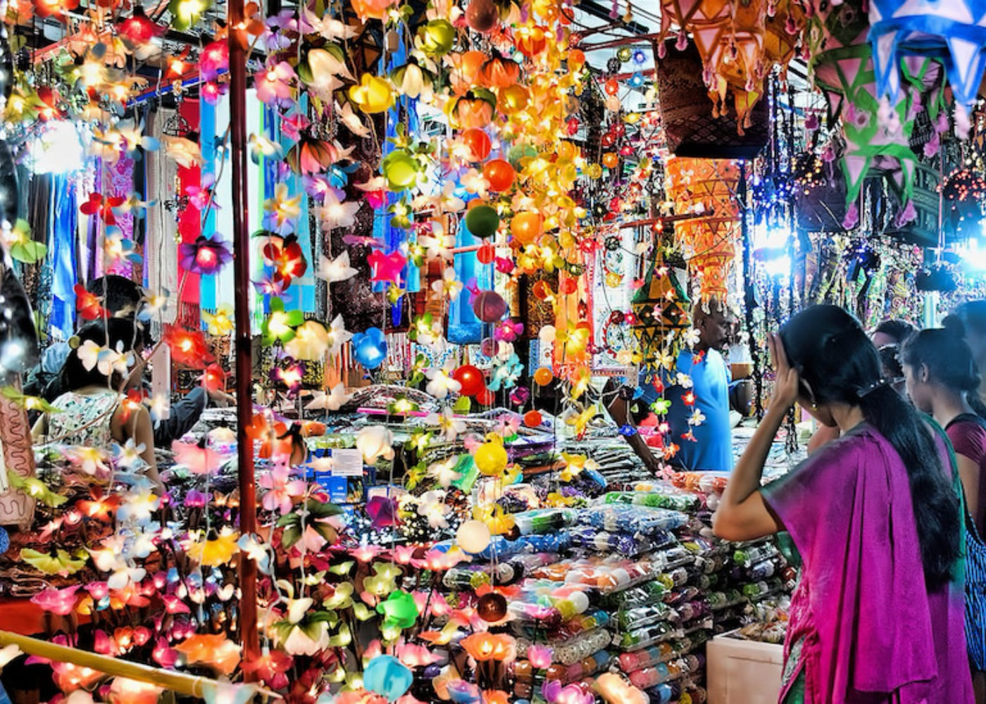 Cultural events and festivals in Singapore: Deepavali