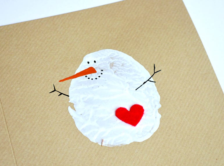Christmas Crafts For Kids Diy Christmas Cards For The