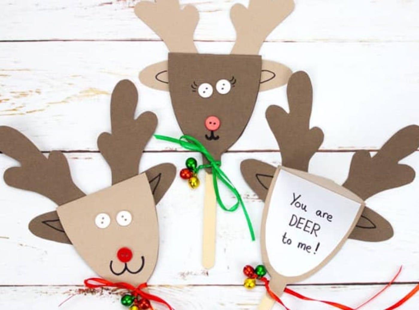 Make some cute DIY Christmas cards