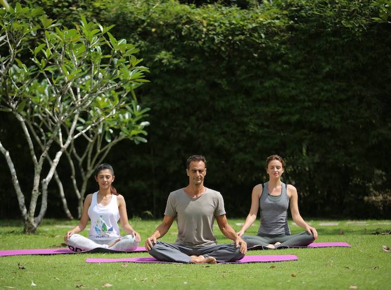Parents! Escape to wellness retreat Thanyapura Phuket in Thailand to recharge those batteries