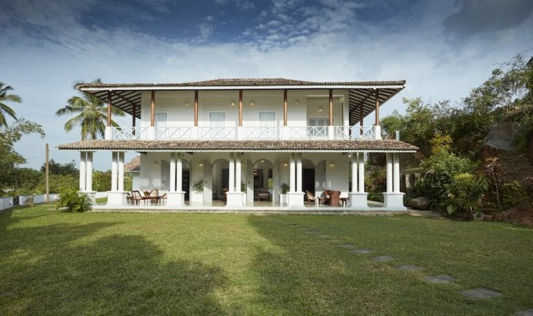 The stately, hilltop Villa Pooja Kanda