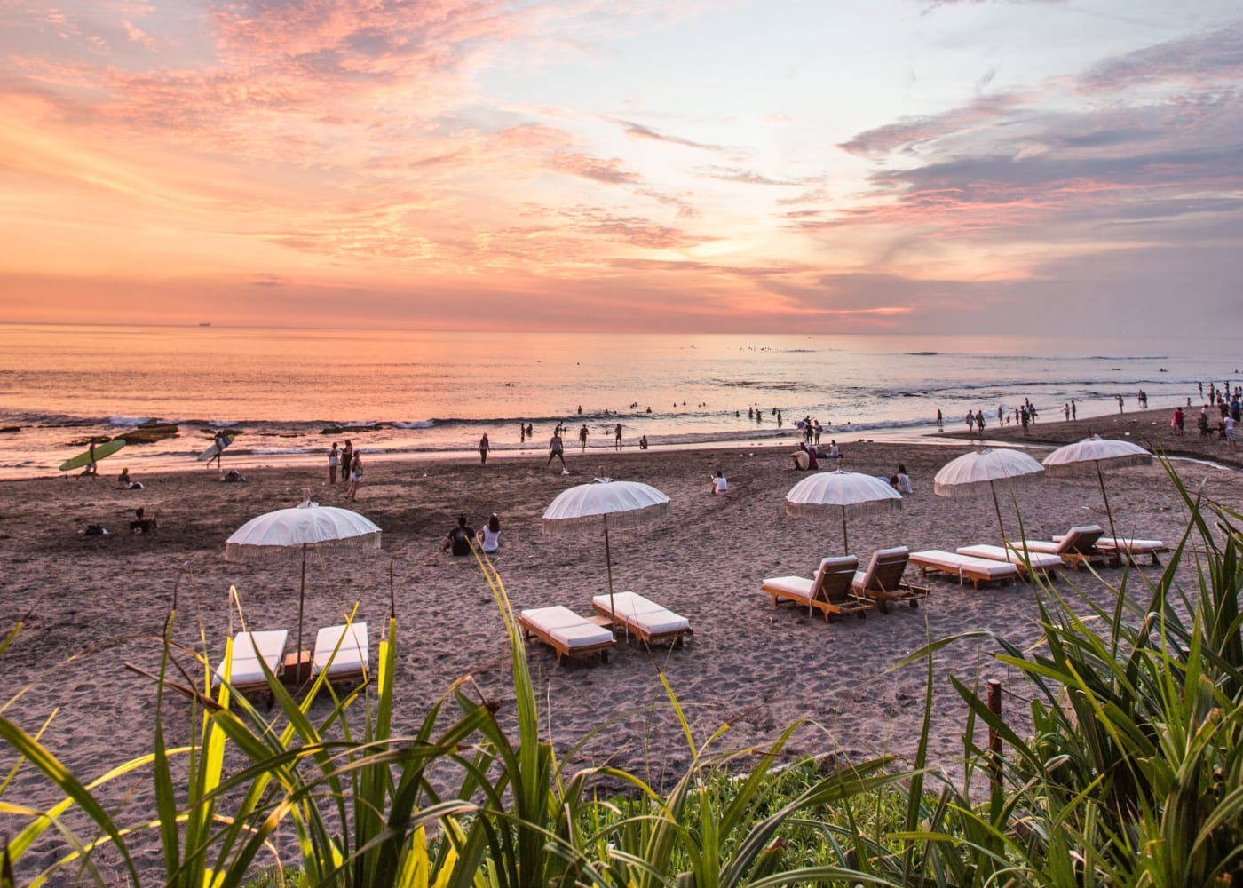 travel guide weather asia bali beach