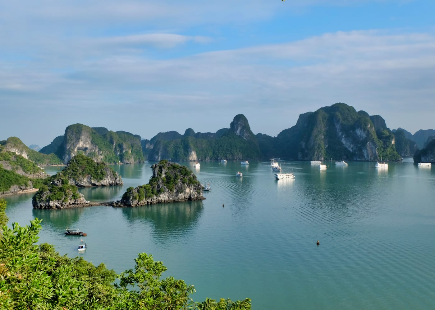 halong bay vietnam month travel weather guide