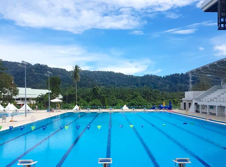 Thanyapura phuket pool