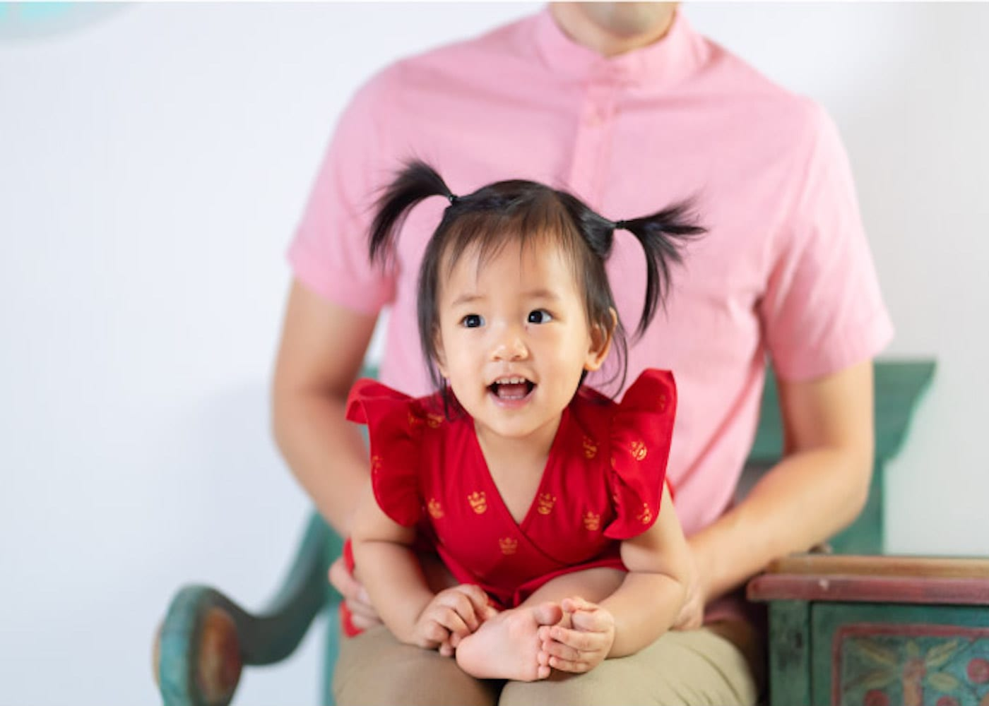 Where to buy Chinese New Year outfits for kids in Singapore: Le Petit Society