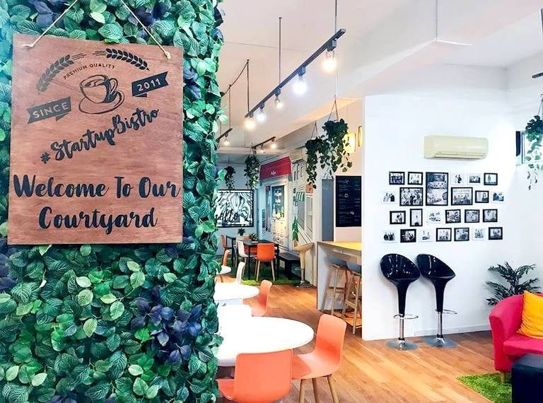 Co-working spaces in Singapore: Get back into your work vibe, mum!