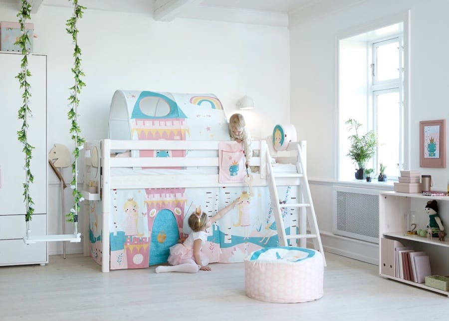 Flexa - furniture store to buy space-saving bunk beds for kids in Singapore