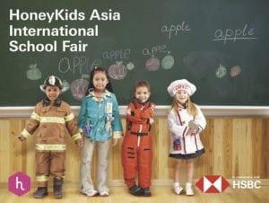 HoneyKids International School Fair with HSBC
